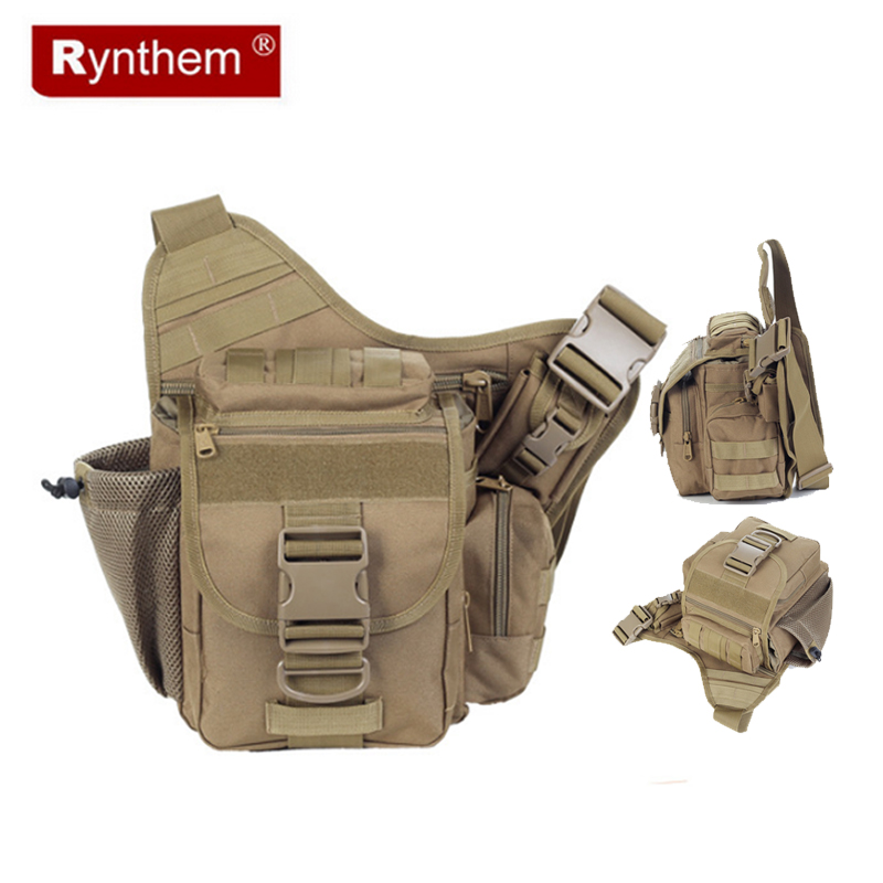 A 2015-new camera bag army fan tactical Saddle bag purse outdoor leisure single shoulder slung bags