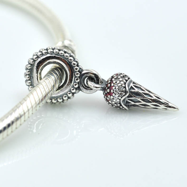 majestic feathers pendant charm sterling silver pandora