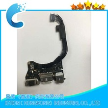 Original For Magsafe DC Jack For Apple Macbook Air 11'' A1465 USB Audio Power Board 820-3213-A 2012 Year MD223 MD224(China (Mainland))