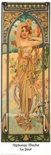 Museum quality,Alphonse Mucha Art painting ,Daytime,oil painting for sale,decorative oil painting,100%hand-painted,free shipping