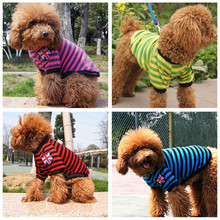 Buy British Flag Stripe Pet Dog Clothes Small Dogs Sweatshirt Costume Cotton Puppy Coat Jacket Summer Chihuahua Clothing Apparel for $2.13 in AliExpress store