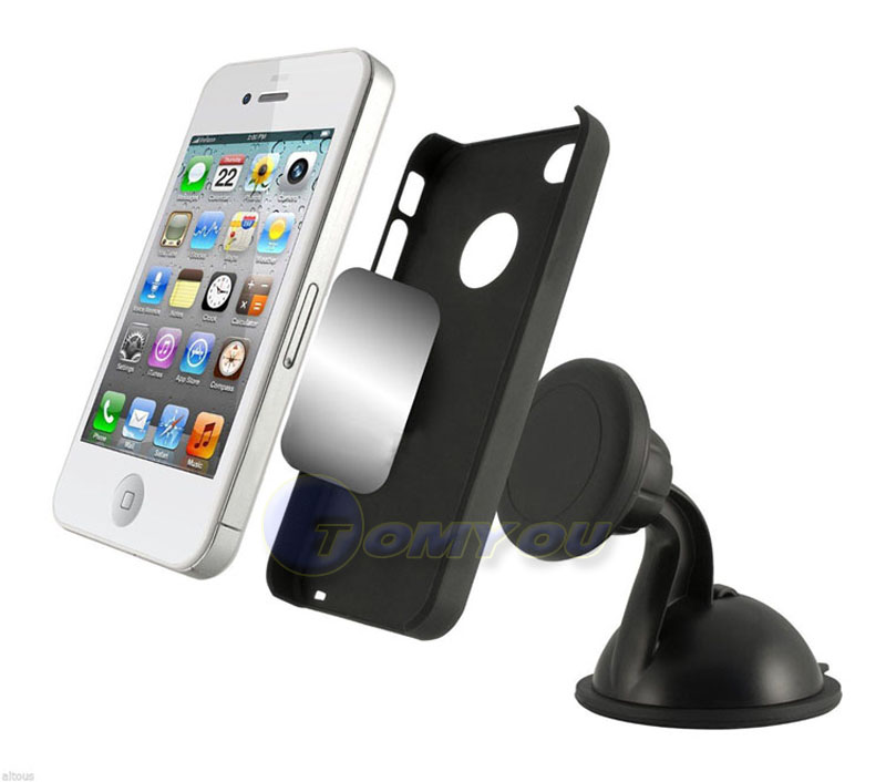 Car Dashboard Mobile Mount Stand Phone Holder GPS iPhone Android Kit Magnet Universal - Shenzhen TOMYOU Technology Co.,Ltd store