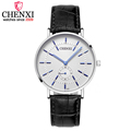 CHENXI Men Watches Brand Luxury Famous Men s Wristwatch New Promotional Male Clock Leather strap Quartz