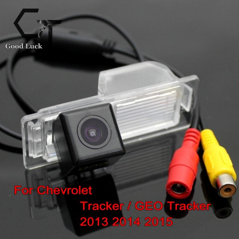 For Chevrolet Tracker / GEO Tracker 2013 2014 2015 wireless Rear Camera HD CCD Night Vision Car Camera Car Reverse Camera(China (Mainland))