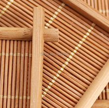 6pcs Lot 100 Natural Bamboo Wood Trays For Tea Trays 7cm 7cm Creative Chinese Word
