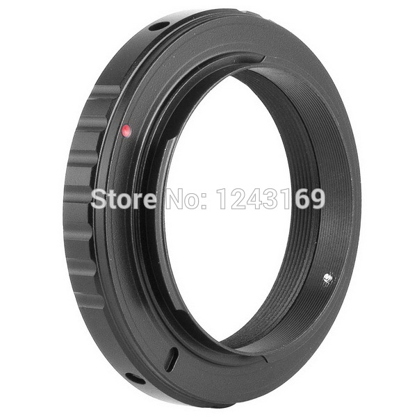 Mount Adapter Lens Ring For T2 Lens to Nikon Camera Body D5100 D5000 D3200 D3000 Infinity Focus DC309+(China (Mainland))