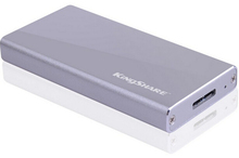 High Speed KiNgSHARE USB3.0 128G Mobile SSD External Mobile Solid State Disk Storage Free Shipping(China (Mainland))