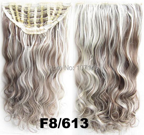H&C 60 130g 7 F8/613 aplique cabelo SCH-888 подвесной светильник la lampada 130 l 130 8 40