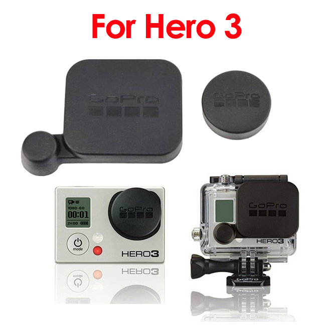 Protective Lens Gopro Gopro-logo-protective-covers