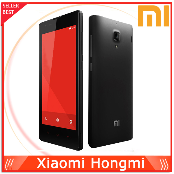"Xiaomi Red Rice 1S MT6589T Hongmi Camera 8.0MP Qualcomm MSM8228 Dual SIM Cards 4.7"" IPS Quad-core 1.5GHz 8GB ROM 3G cell Phone(China (Mainland))"