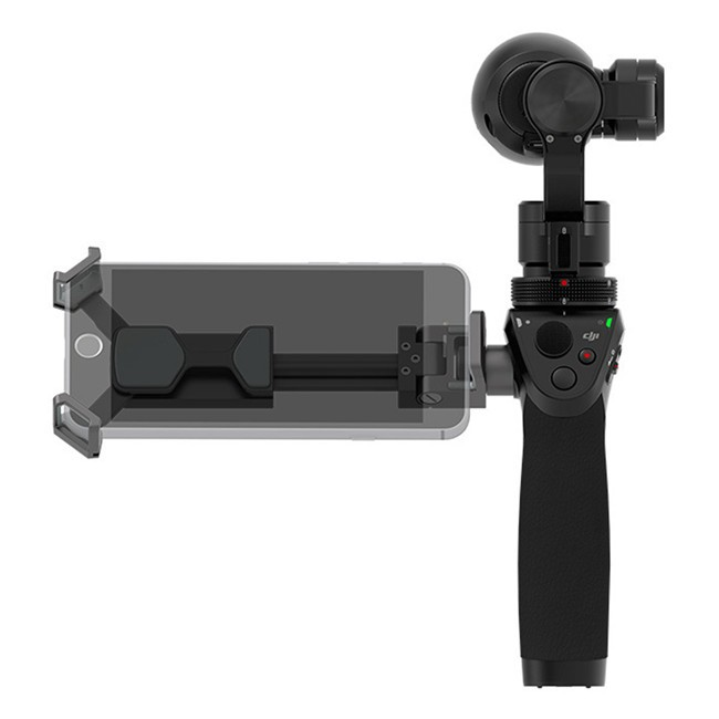 DJI Osmo Handheld SteadyGrip 4K Camera and 3-Axis Gimbal X3 System Stabilizer