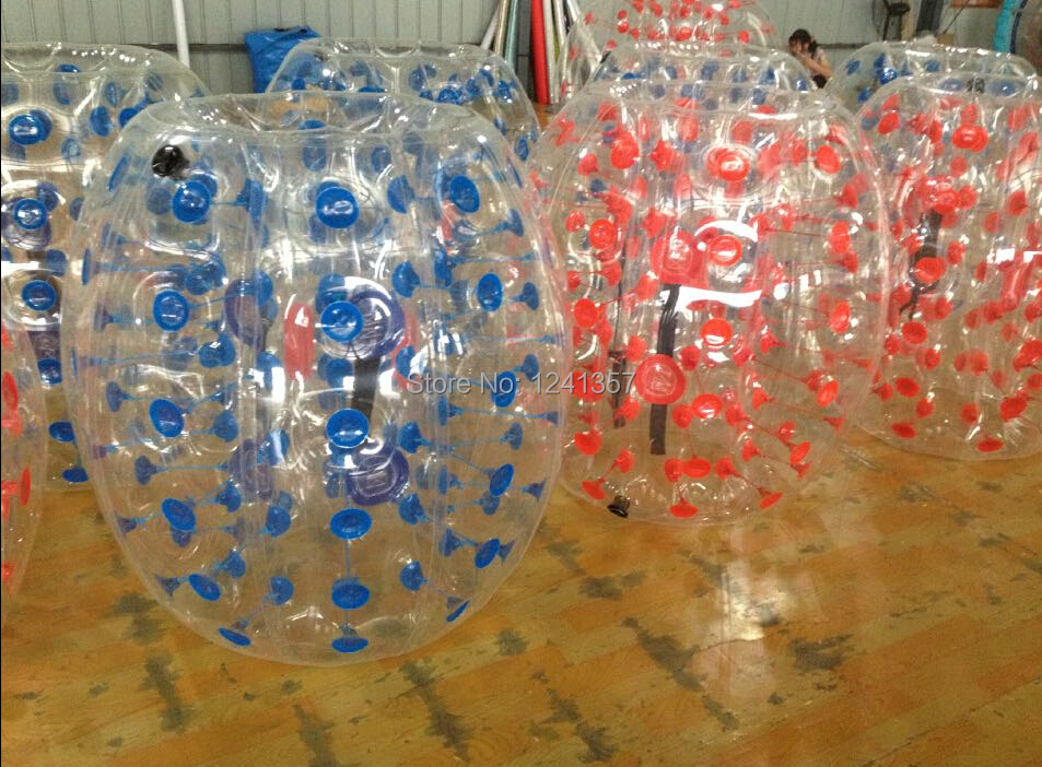 tunkitoys manufacturer inflatable Bumper Ball, Body Zorbing Bubble Ball, inflatable football sport body zorb(China (Mainland))