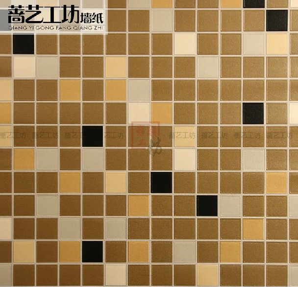 <font><b>Italian</b></font> Style Modern Mosaic Wallpaper For Living Room Modern 3d Papel De Parede Roll 5 Color Size 0.53m*10m <font><b>Home</b></font> <font><b>Decor</b></font> Wallpaper
