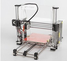 3D printer Reprap Prusa Mendel I3 DIY kit 2015 Upgraded Full Acrylic Quality High Precision