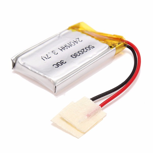 1pcs 3.7V 240mAh LiPo Battery For 6020 Syma S107 S108 S109 S026 rc Helicopter rc quadcopter(China (Mainland))