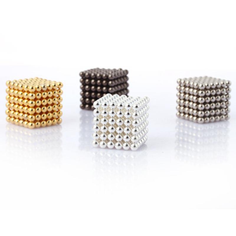 5mm 216pcs Metaballs Magnetic Balls Magnet Neo Cube Magic Toys New Year Gift Xmas Christmas Gift Magico Cubo Metal Box+Bag+Card(China (Mainland))