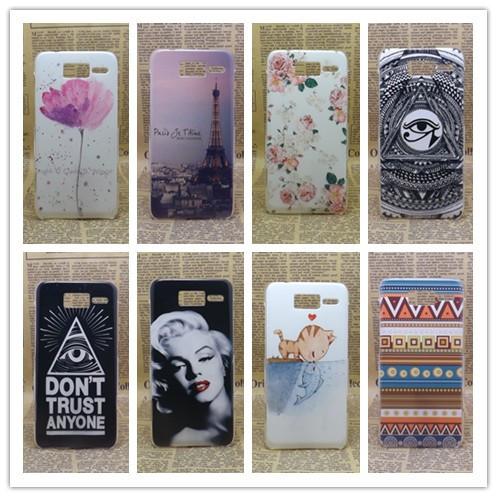 New 2014 Painting Hard Plastic Phone Case For Motorola Droid RAZR i XT890 / M XT907 Skin Cover +Screen protector(China (Mainland))