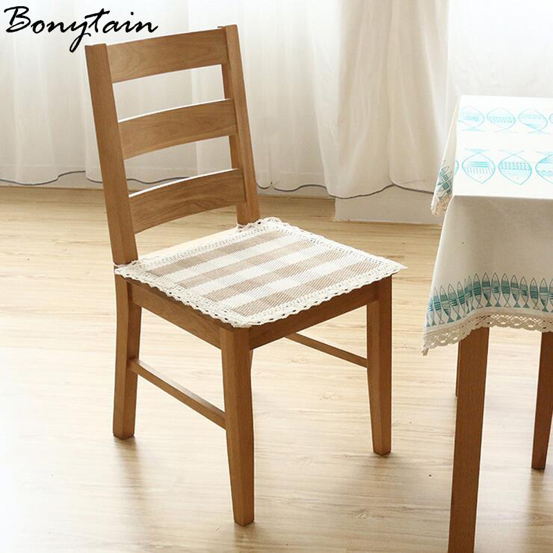 Online get cheap dining room chair seat cushions for Dining room chair cushions