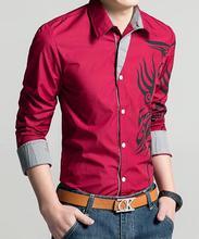 Chemise Homme White Men Shirt Camisas Hombre Vestir Long Sleeve Mens Dress Shirts Camisa Social Masculina Casual Shirts 4XL(China (Mainland))