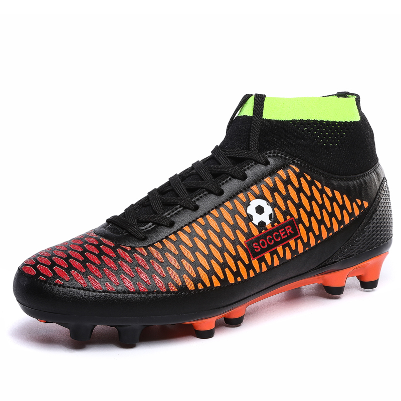 2016 New Arrival Fashion Men <font><b>Soccer</b></font> <font><b>Shoes</b></font> Spring Outdoor Sport Comfortable Football <font><b>Shoes</b></font> Sneakers Athletic