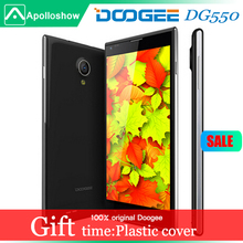 Pre-sales DOOGEE DAGGER DG550 5.5′ IPS OGS MTK6592 Octa Core Cortex A7 1.7GHz Phone Android 4.4 1GB+16GB 13.0MP 3G GPS White