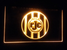 Buy FBHL-12 Dutch league RODA JC KERKRADE Bar beer pub club 3d signs NR LED Neon Light Sign home decor crafts for $11.99 in AliExpress store