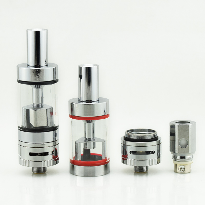 5pcs new electronic cigarette rebuildable Airflow control M18 atomizer vs OCC ego sub ohm e cigaretteatomizer
