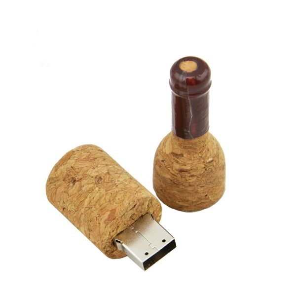 USB 3.0 High Speed Red Wine Bottle USB Flash Drive Computer Gift Disk On Key 64GB 128GB 256GB 512GB Pendrive Pen Drive Memory(China (Mainland))