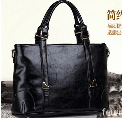 NO.1 NEW 2015 Women Hand bags Famous Brand Genuine Leather Handbag Fashion Retro crossbody Messenger Women Leather Bags
