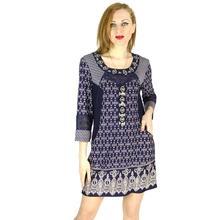 BFDADI 2016 Горячая Продажа летнии платья Женщины Повседневные Свободные Марка платье Европейский Винтажные принты Большой размер XL-5XL Тонкий спецодежды Бесплатная доставка 7-2237(China (Mainland))