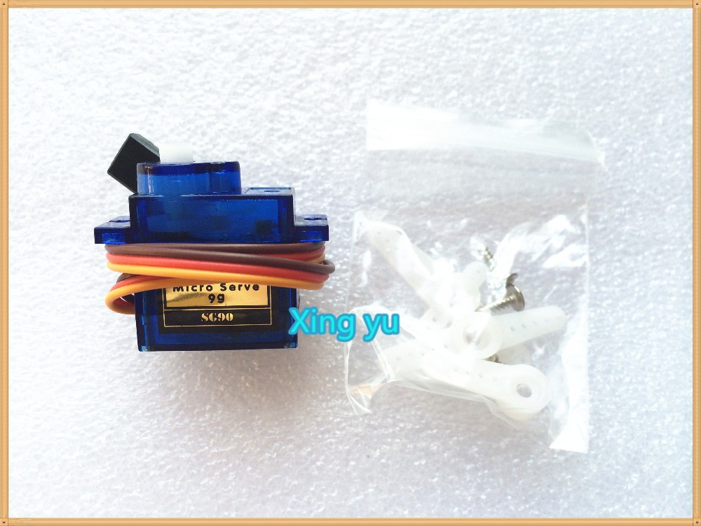1PCS Micro 9g Servo RC SG90 For Airplane Aeroplane 6CH RC Helicopter, Free Shipping(China (Mainland))