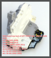Buy AUDI A3 A6 C6 A8 R8 Front Left Door Lock Latch Actuator 4F1837015 4F1837015E 4F1837015F 9pin for $39.99 in AliExpress store