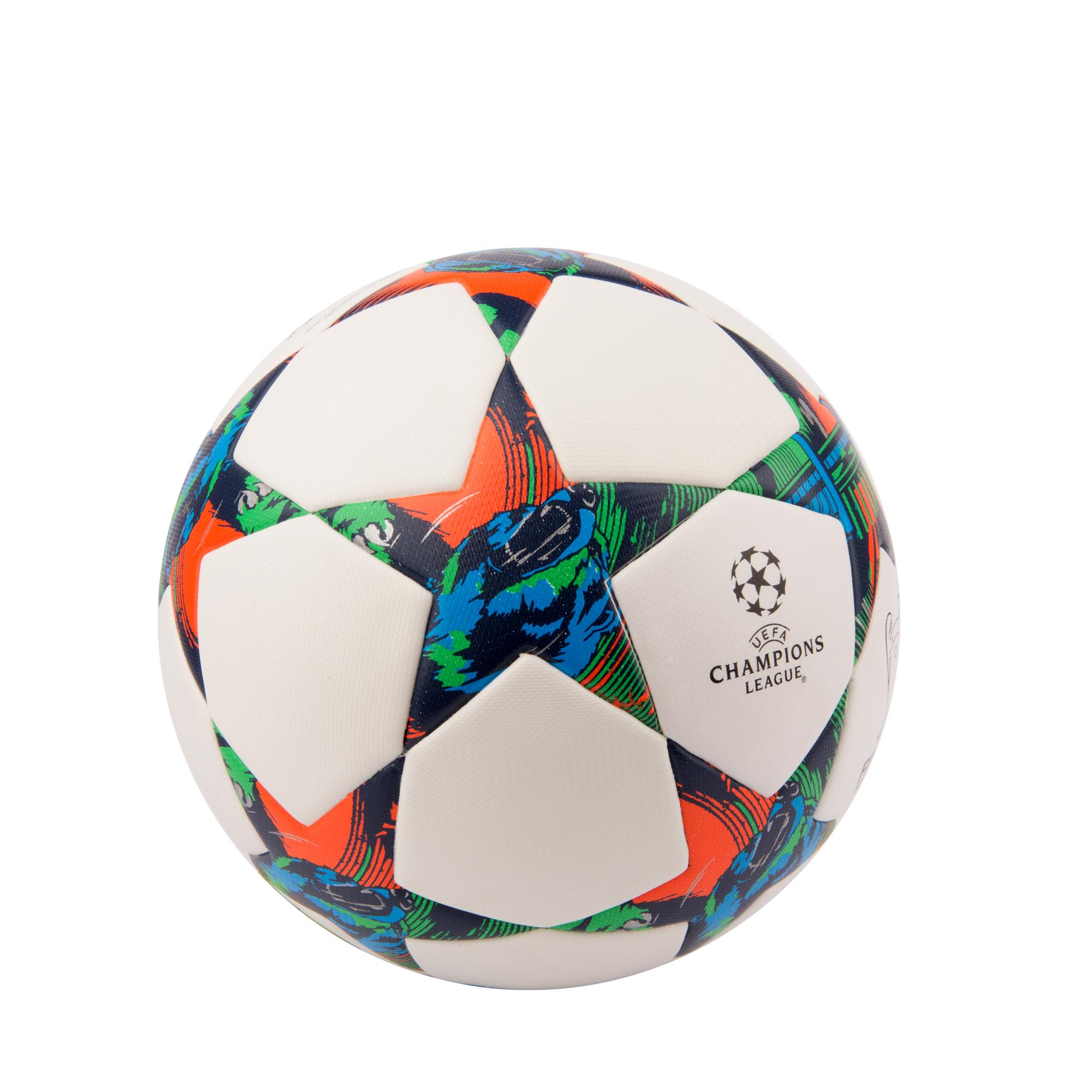 Football ball 2015-2016 season Champion league ball Final Berlin soccer ball High Quality football PU size 5 YC014(China (Mainland))