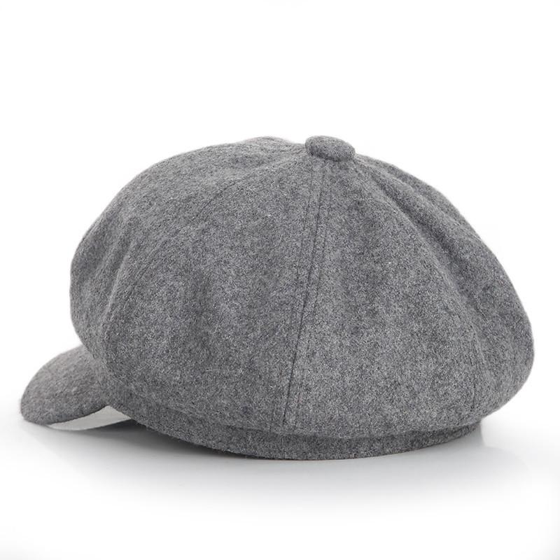 [FLB]Super warm High Quality Fashion Artist Wool Women Beret Hat For Women Cap Female Cap Casual Dome Bare Chapeu hats Boina
