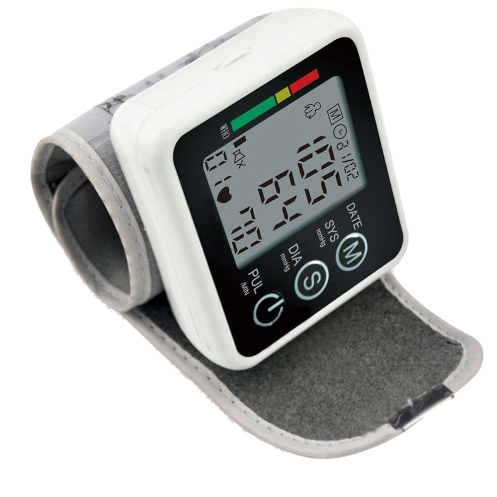 T2N2 Health Care Automatic Oscilloscopic Wrist Digital Blood Pressure Monitor Tonometer Meter for Measuring And Pulse Rate  T2N2 Health Care Automatic Oscilloscopic Wrist Digital Blood Pressure Monitor Tonometer Meter for Measuring And Pulse Rate  T2N2 Health Care Automatic Oscilloscopic Wrist Digital Blood Pressure Monitor Tonometer Meter for Measuring And Pulse Rate  T2N2 Health Care Automatic Oscilloscopic Wrist Digital Blood Pressure Monitor Tonometer Meter for Measuring And Pulse Rate