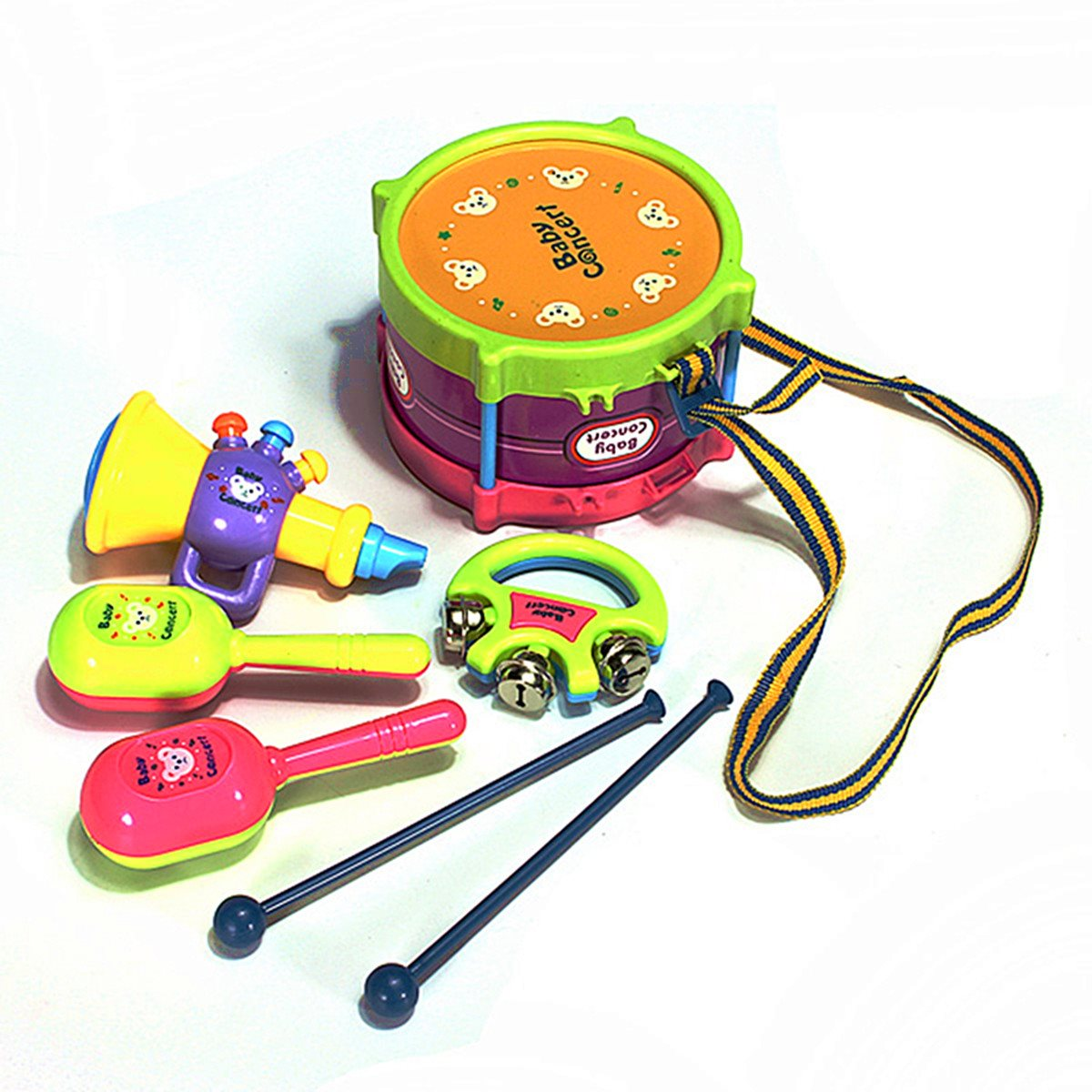 Plastic Toy Musical Instruments : Popular plastic musical instrument buy cheap
