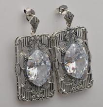 Серьги  от Shenzhen Jin Ao Jewelry Trading Co., Ltd. для женщины, материал Цирконий артикул 32367695617