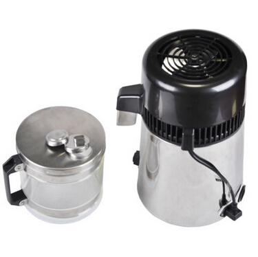 110V, Household Stainless Steel Water distiller, Pure Water Purifier Filter Glass(China (Mainland))