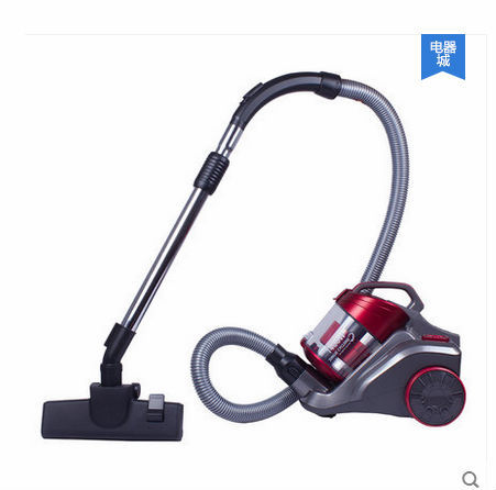 [Exclusive] America's first ultra-quiet vacuum cleaner household mites and small non-consumable strong C3-L148B(China (Mainland))