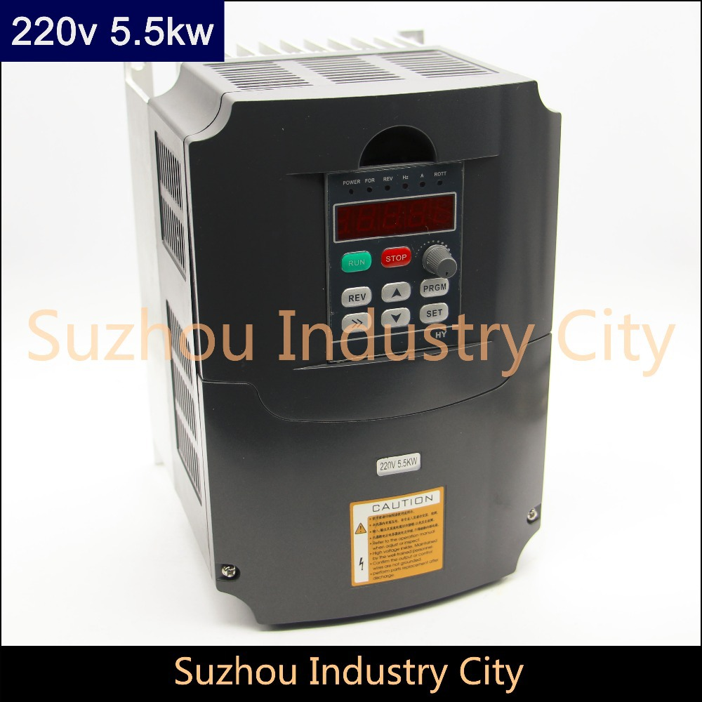 220v vfd variable frequency drive vfd inverter 3hp for Vfd for 5hp motor
