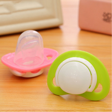 2016 Placarders baby nipple lid food thickening silica gel bottle baby products pacifier PP(China (Mainland))