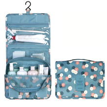 Women's Men's Hanging Cosmetic Bag Makeup Case Travel Organizer Wash Pouch Beauty Products Toiletry Storage Accessories Supplies(China (Mainland))