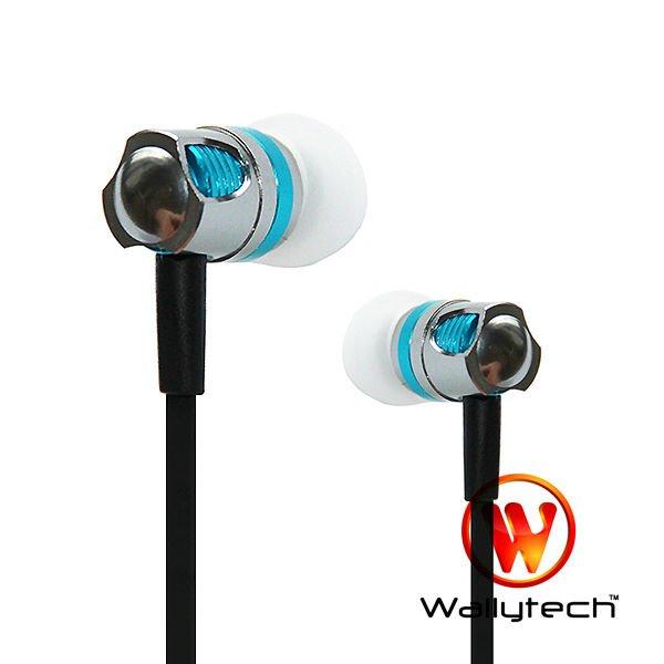 Wallytech Studio Earphone For iPod iPad Shuffle Nano iTouch MP3 MP4 earpods DJ earbuds +Free Shipping (WEA-109)(China (Mainland))