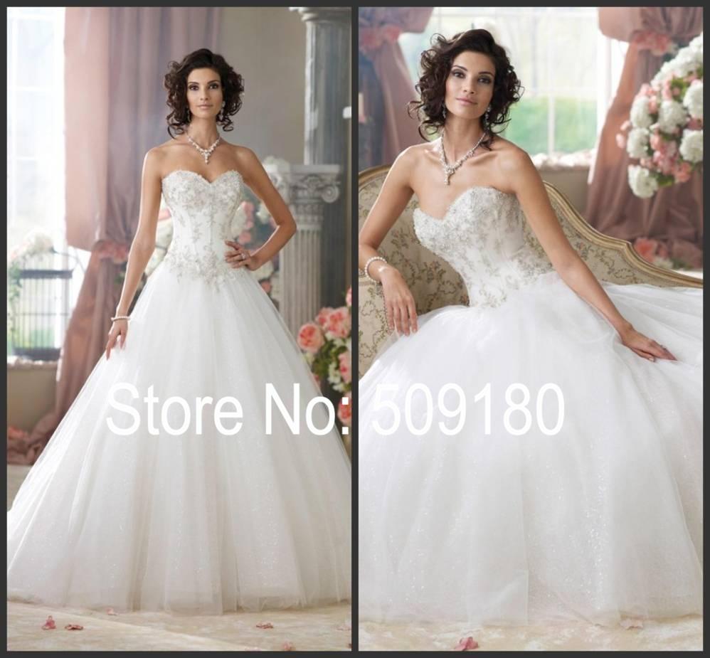 Al comprar vestido de novia