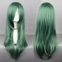 free shipping cheap 68 cm long Kagero project Kido shoots kido  cosplay consume anime wig(China (Mainland))