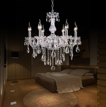 Crystal Ceiling Chandelier Home For Living Dining Room Lamp Indoor Home Decoration Bedroom Lights Crystal LED Lamp(China (Mainland))