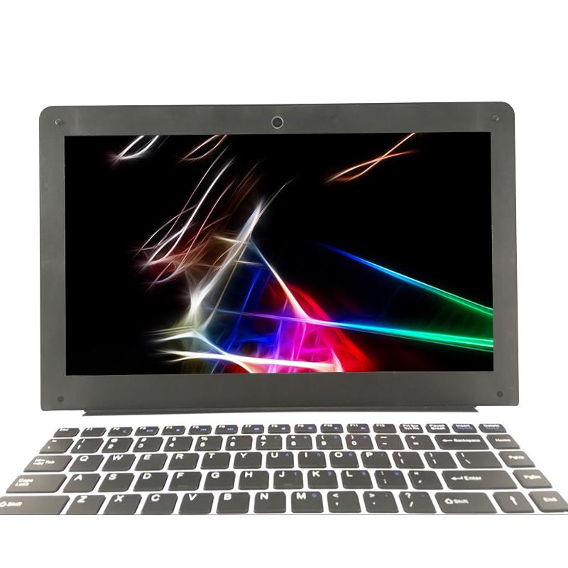 ultraslim 32GB eMMC Memory 2G DDR3 CPU Intel 3735F notebook laptop window 10 ultra thin laptop Enlish & Russia keyboard Laptop(China (Mainland))