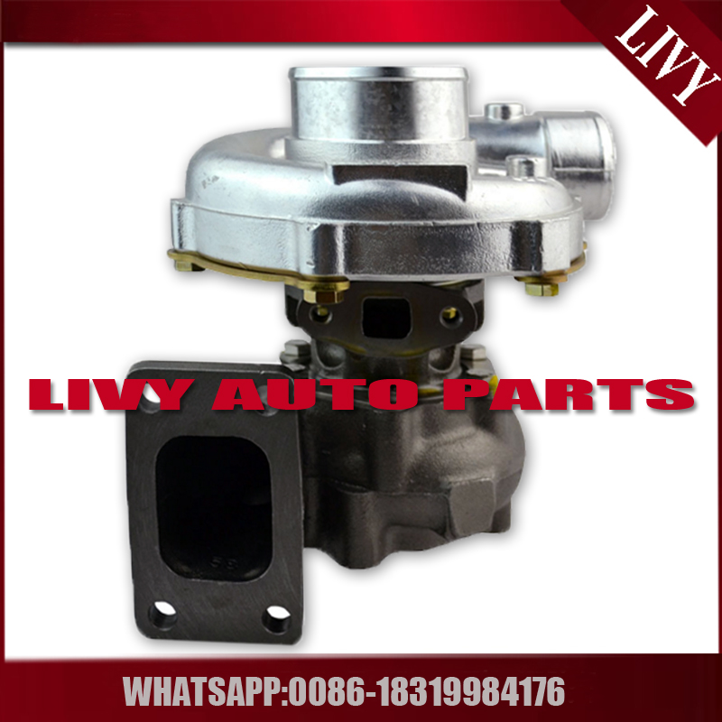 T04E T3/T4 .63 A/R CERAMIC BALL BEARING TURBO/COMPRESSOR TURBOCHARGERS STAGE III TURBO CHARGERS(China (Mainland))