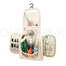 Travel Trace Excellent Quality Travel Toiletry Bag Large Capacity Cosmetic Organizer Multifunctional Hanging Wash Bag Makeup Bag