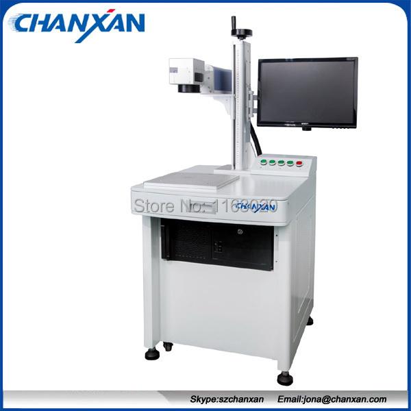 portable fiber laser marking machine made in China Skype:szchanxan(China (Mainland))